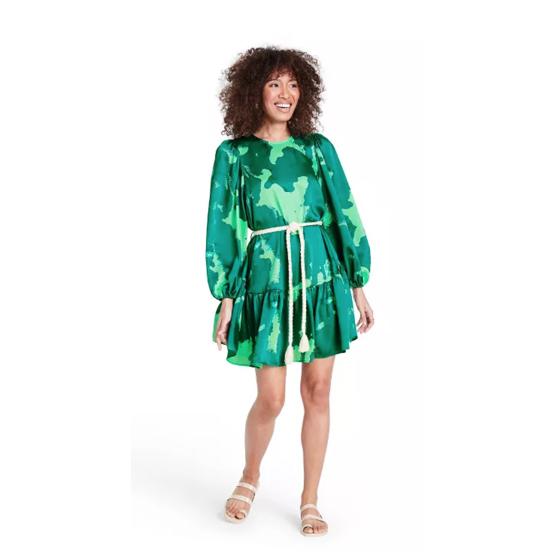 Alexis Target Green Dress