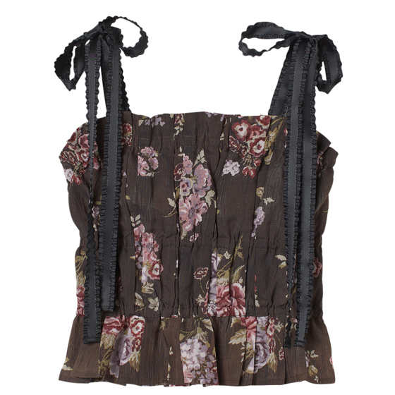 Brock Collection Floral Top