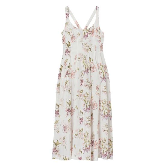 Brock Collection H&M Floral Dress