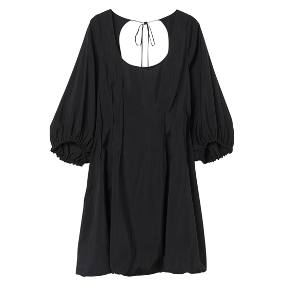 Brock Collection x H&M Black Dress