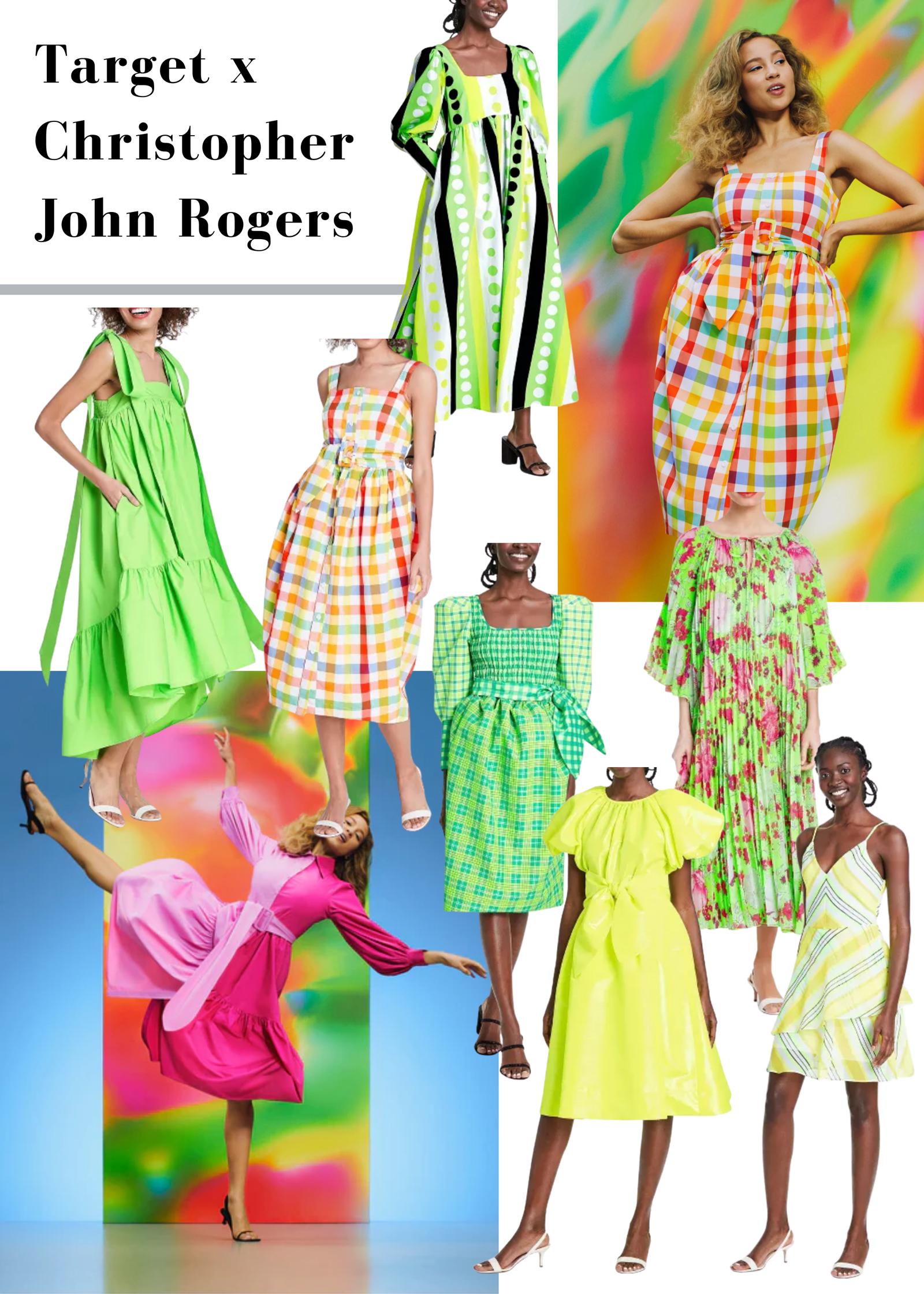 Christopher John Rogers Target