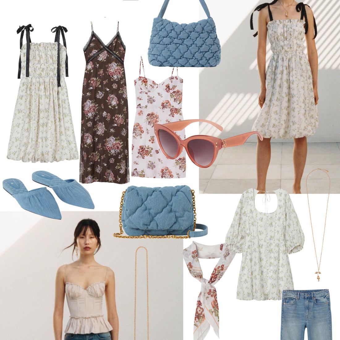 H&M Brock Collection Dress