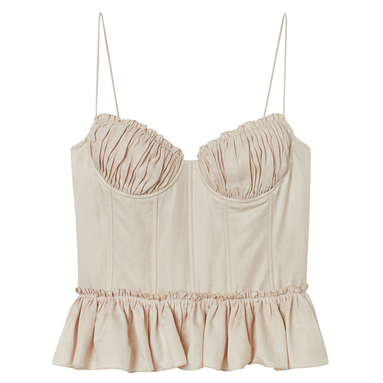 H&M Brock Collection Top