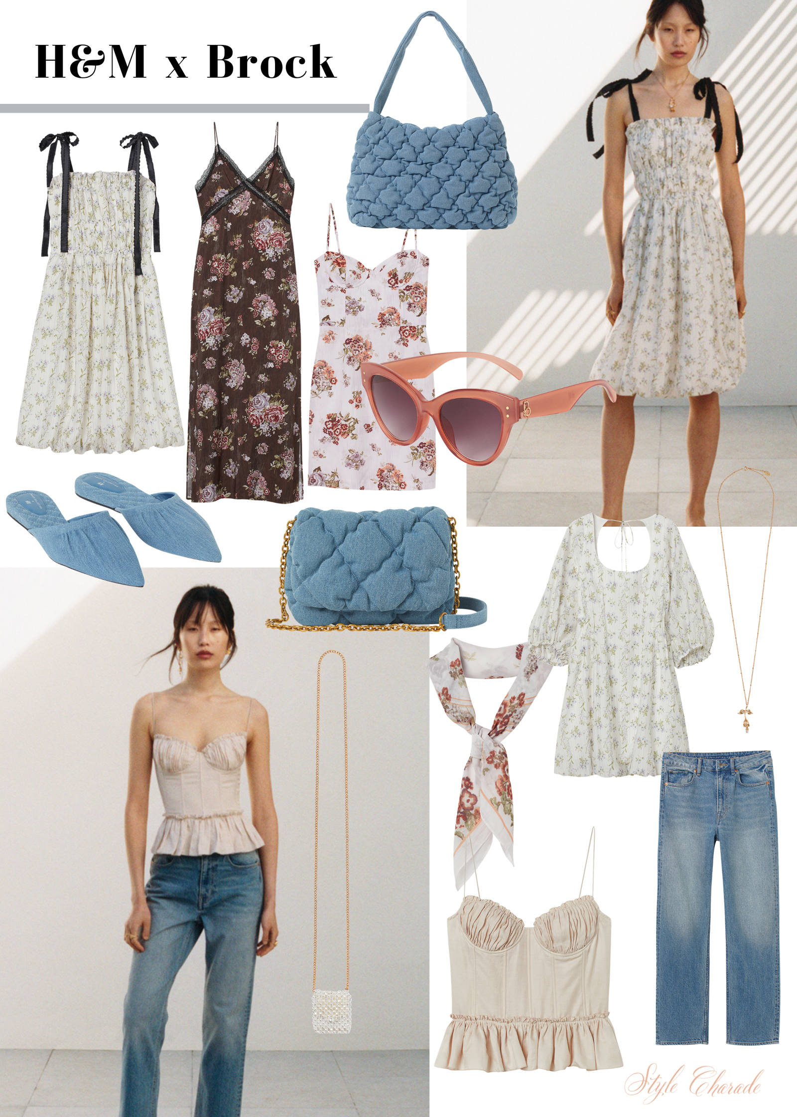 H&M Brock Collection