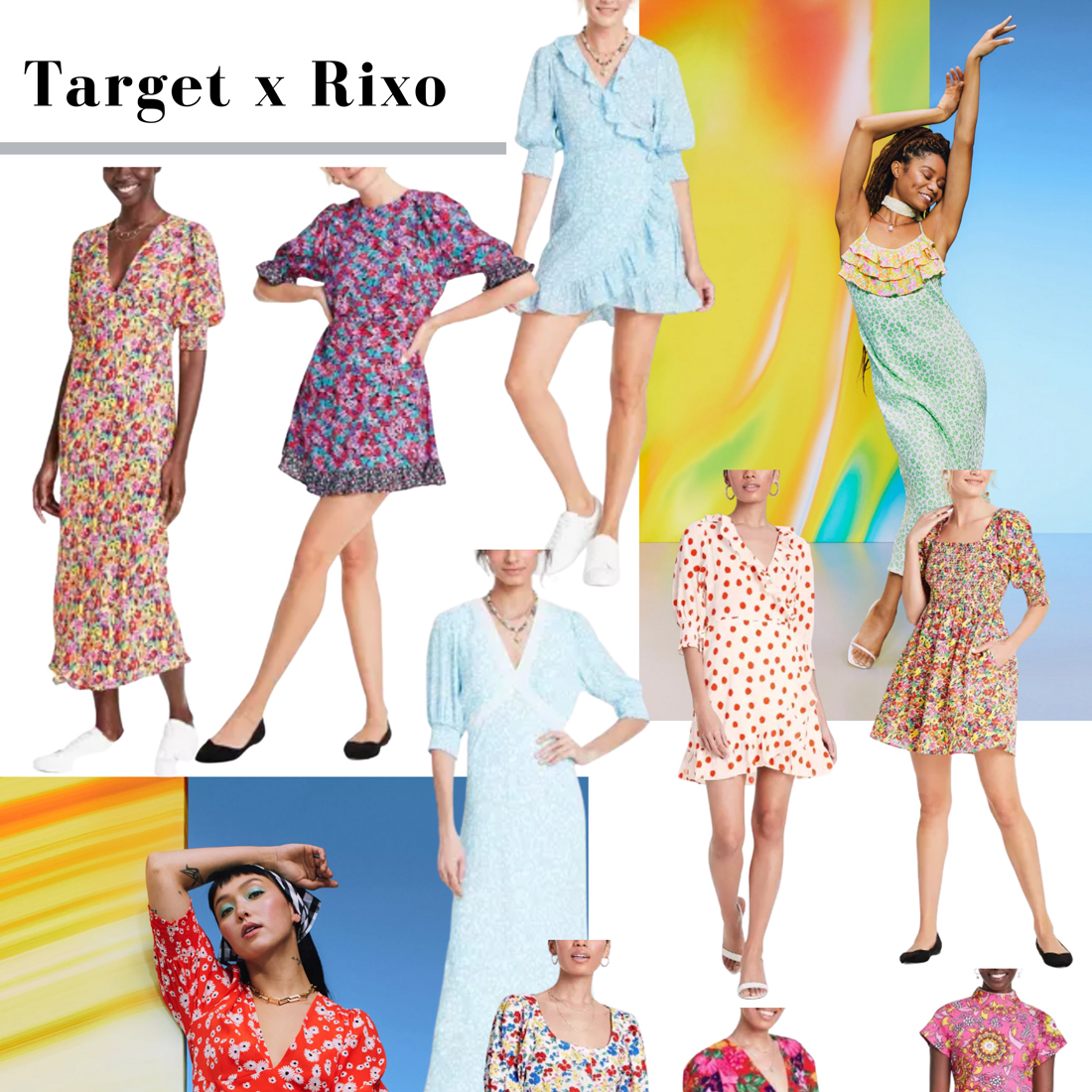 Rixo for Target