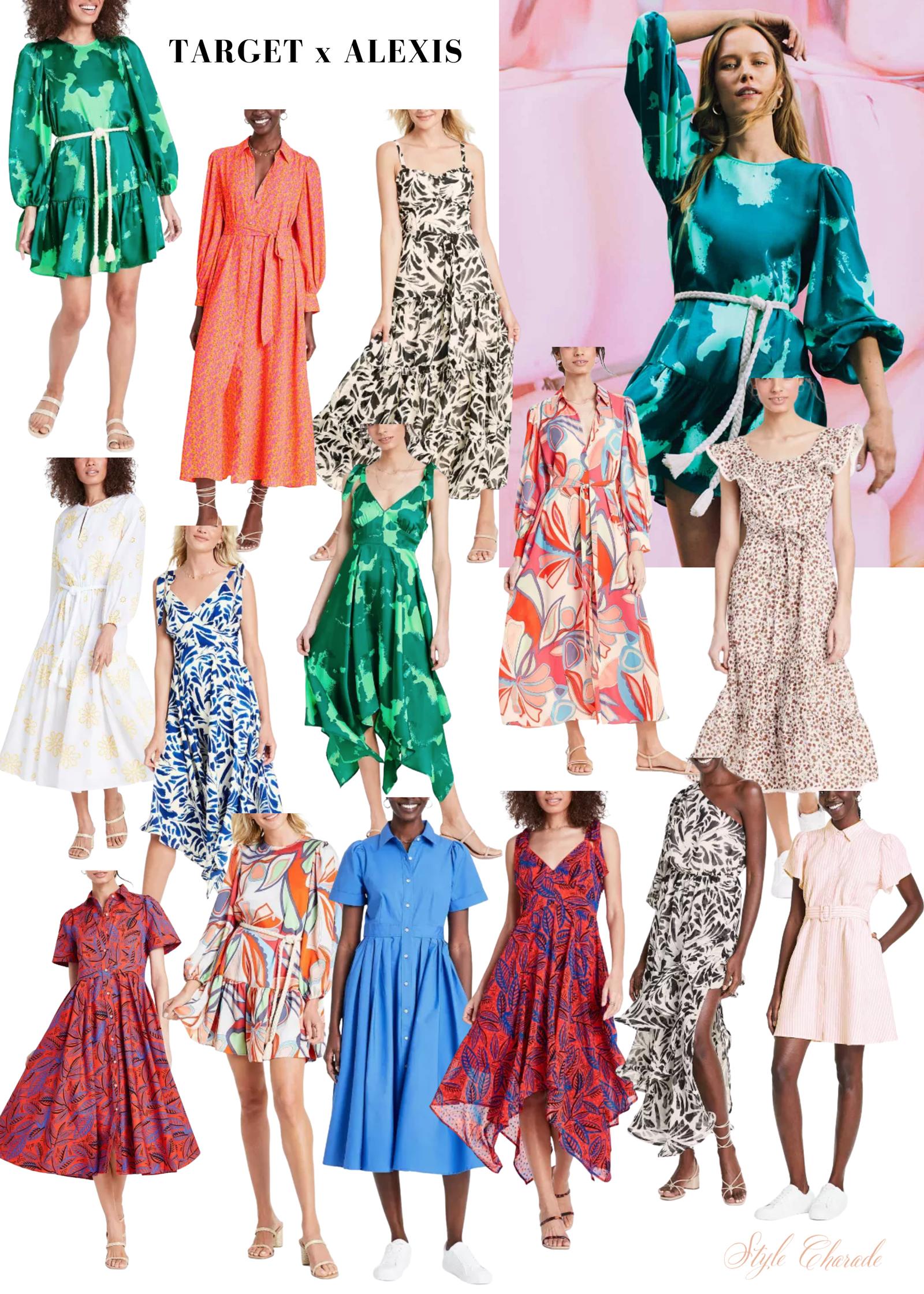 Target Alexis Dresses