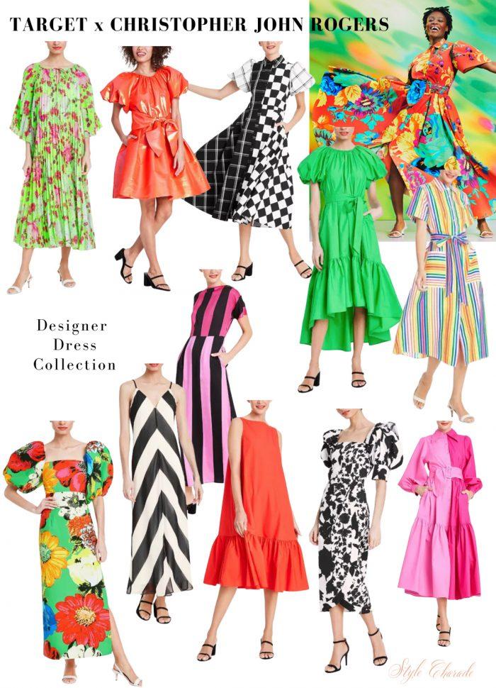 Target Christopher John Rogers Dresses
