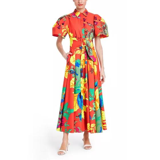Target Christopher John Floral Dress