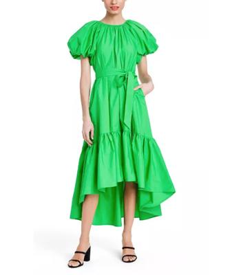 Target Christopher John Rogers Green Dress