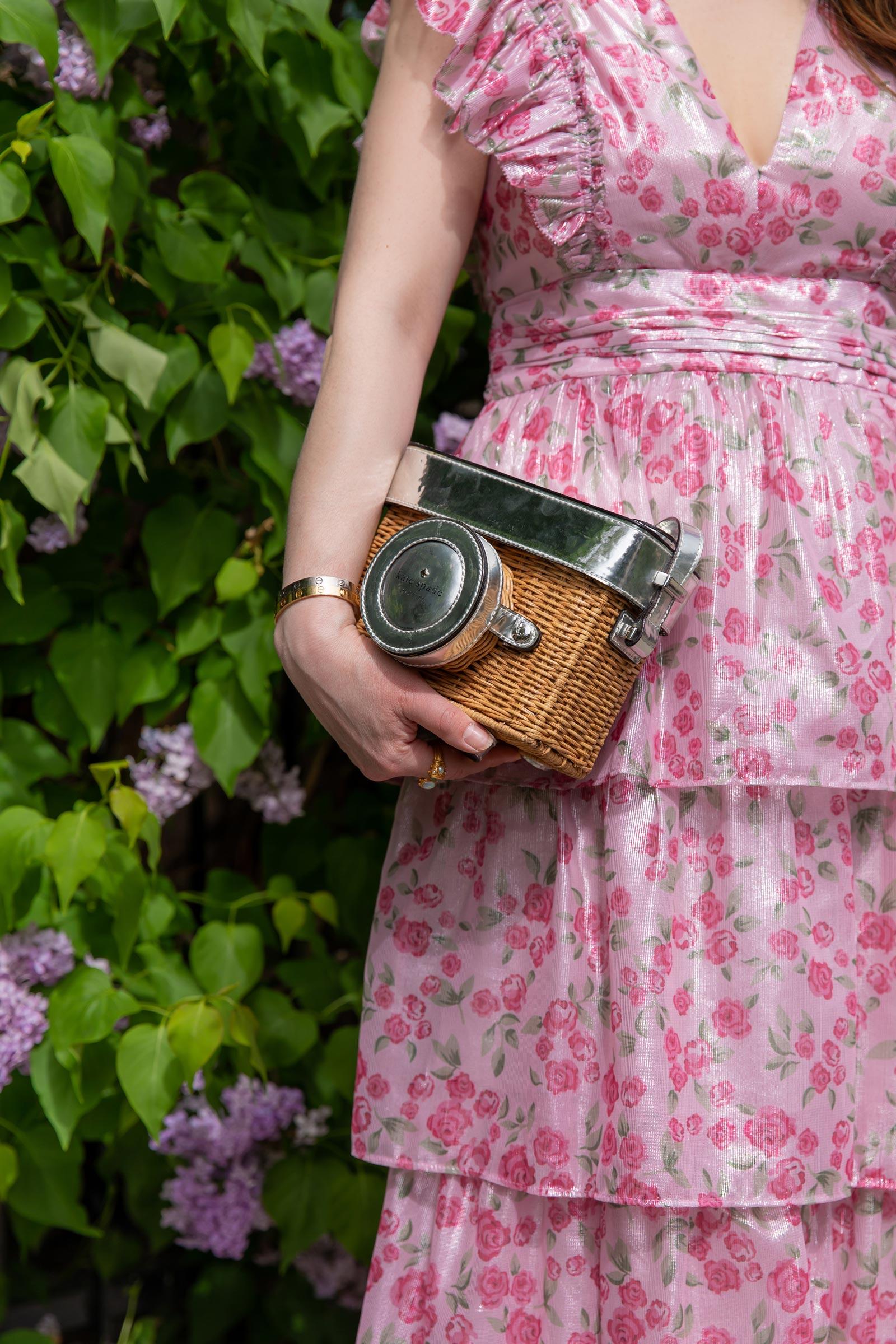 Kate Spade Novelty Camera Bag