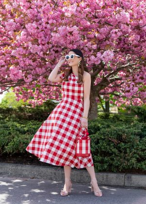 Everything You Need to Know About Kate Spade Gingham