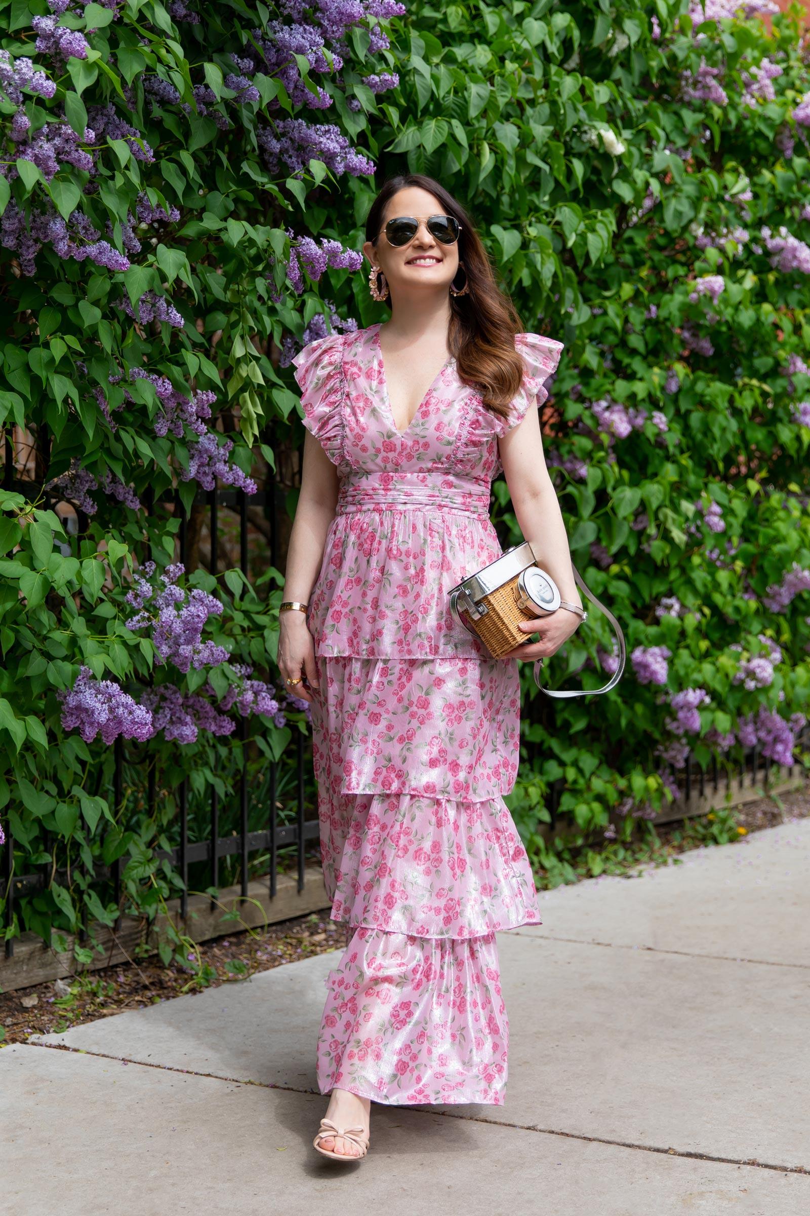 Saylor Floral Dress Nordstrom