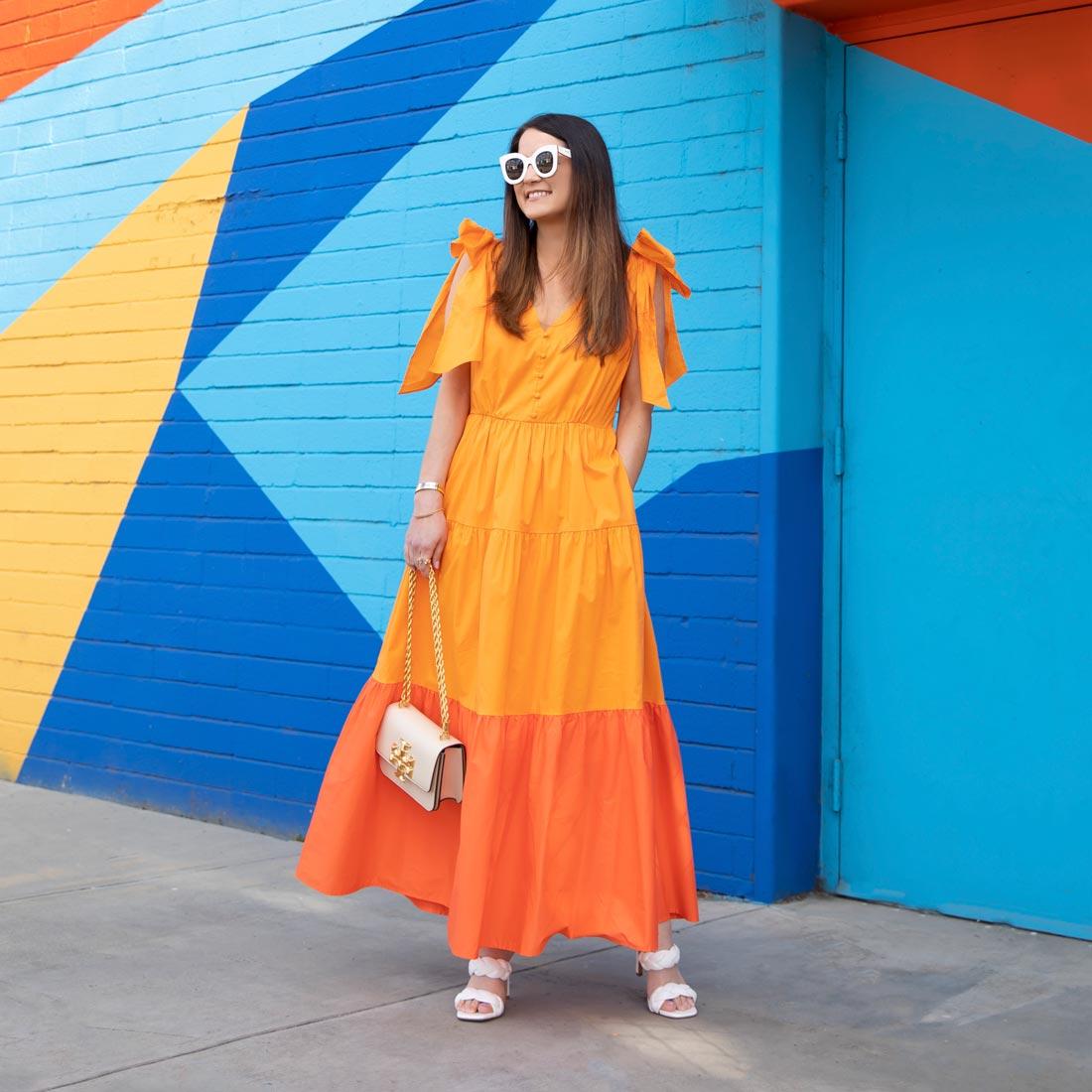 Color Me Courtney Dress