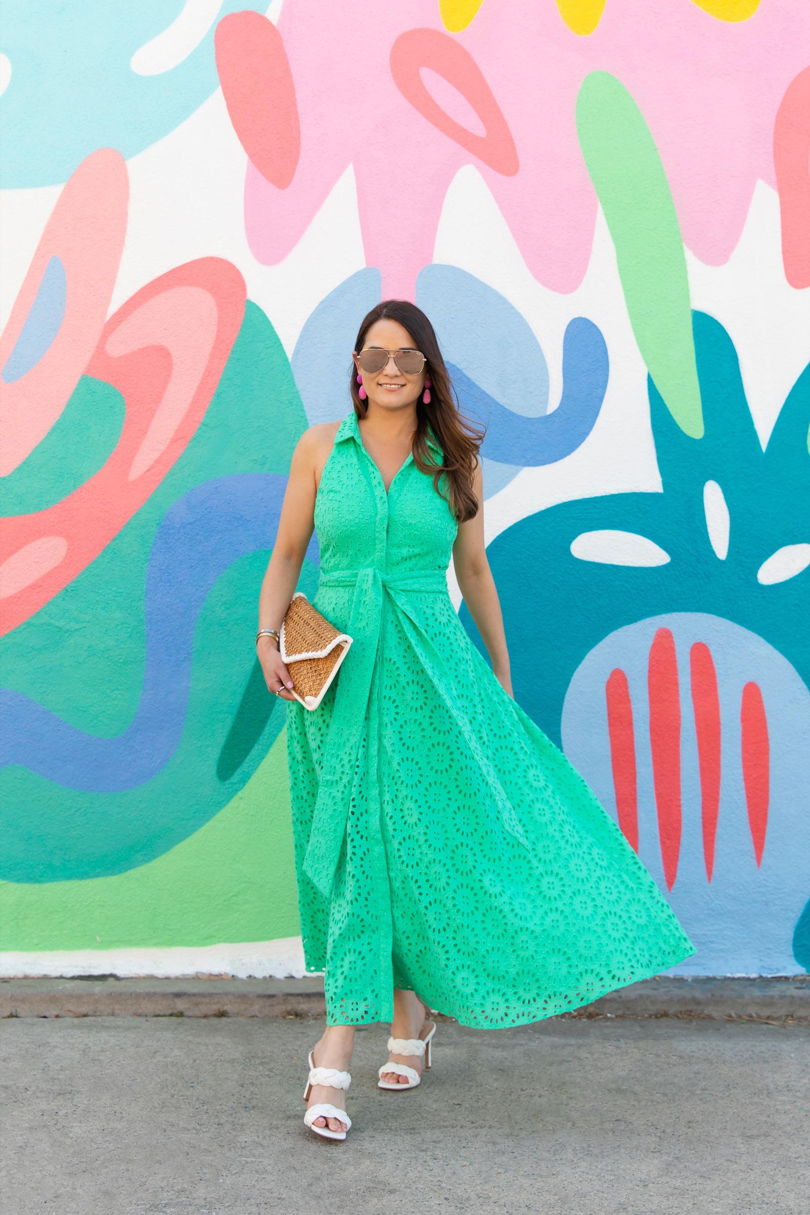 Lilly Pulitzer Chrisella Eyelet Dress