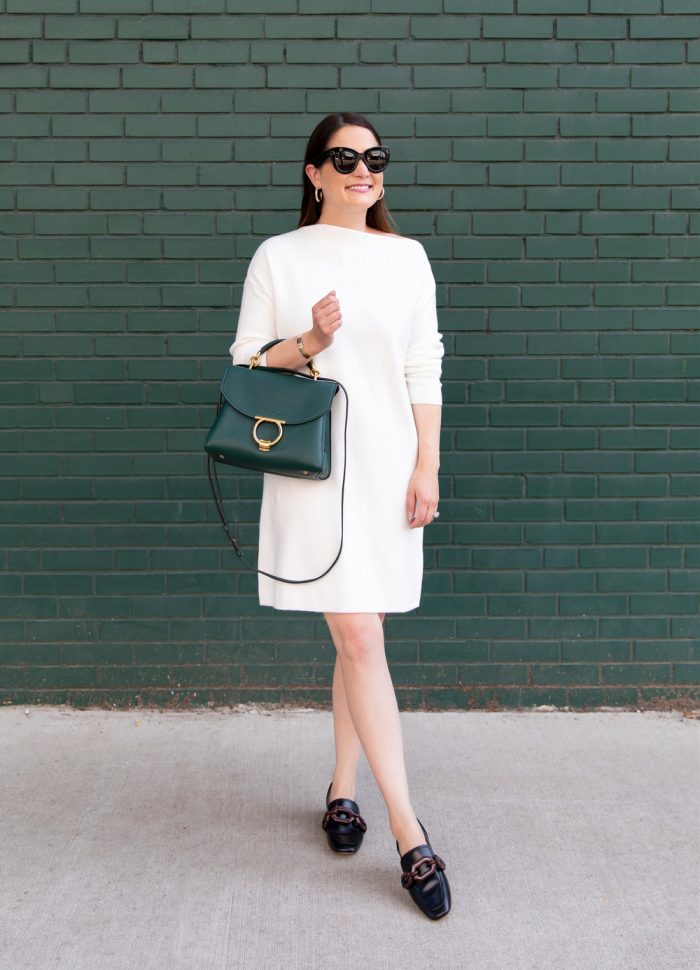 Jennifer Lake Ivory Dress