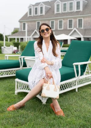 Styling My Sail to Sable Capsule Pieces on Nantucket