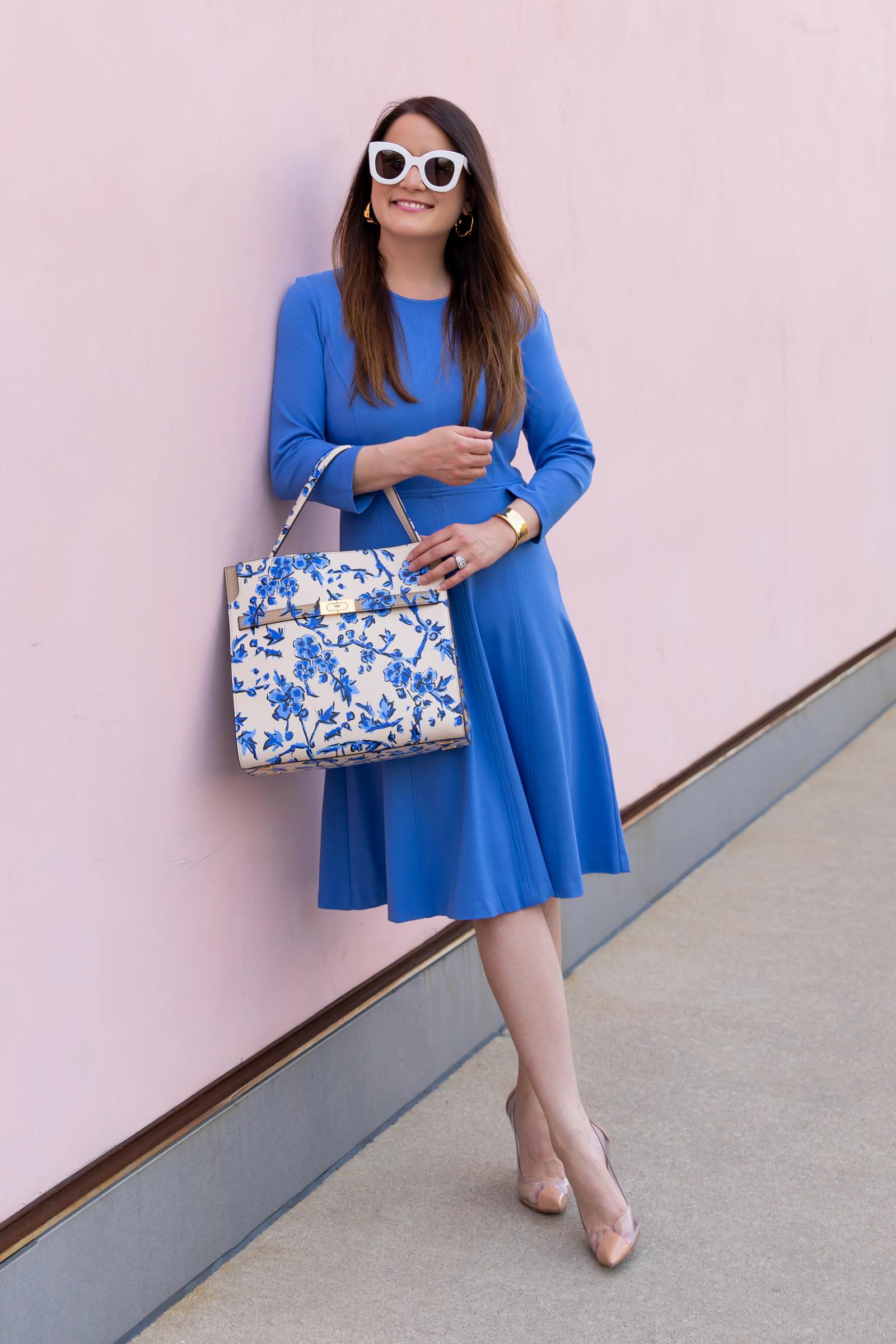 Nordstrom Anniversary Sale Blue Dress
