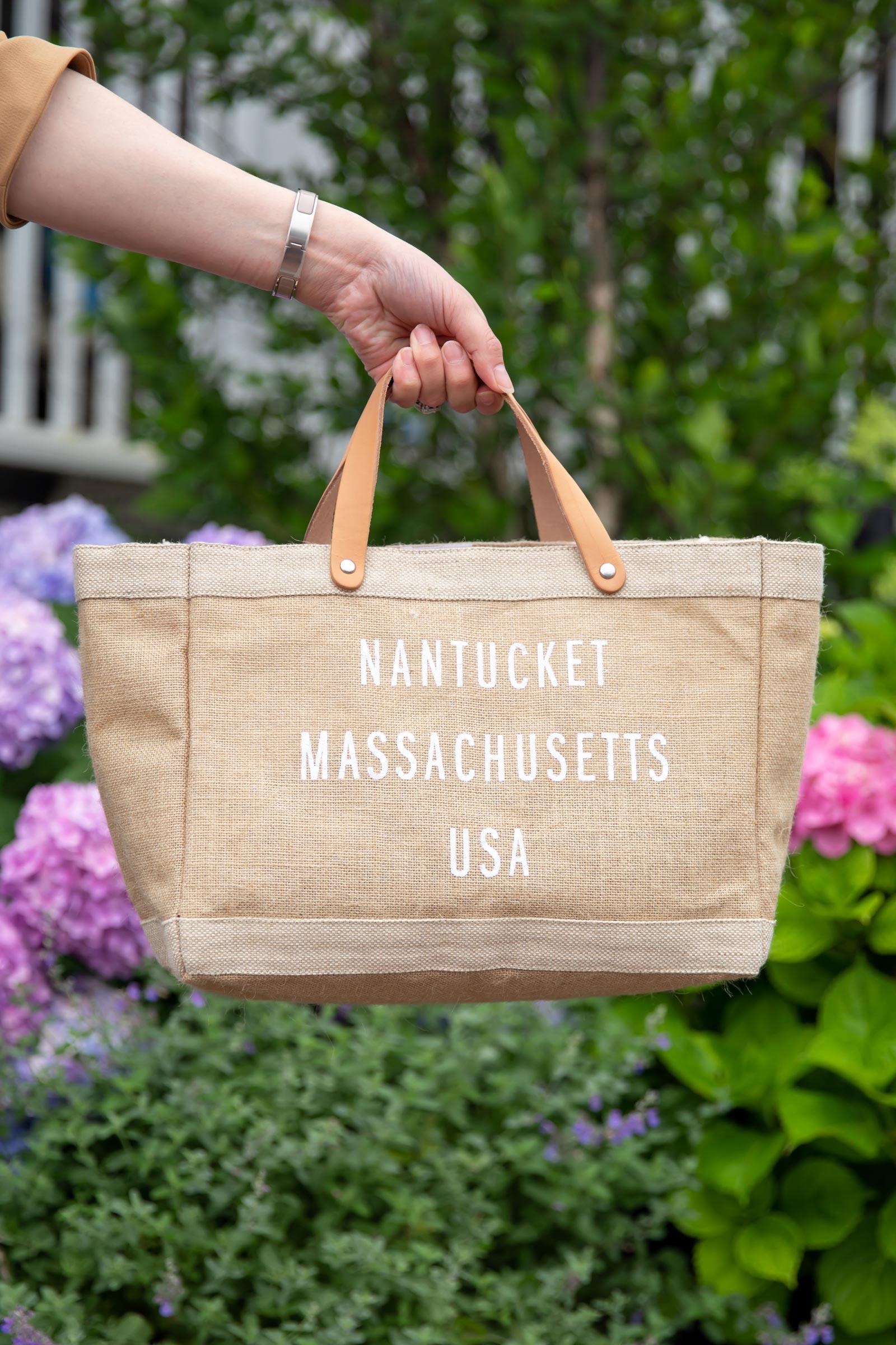apolis petite market bag
