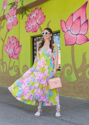 How to Style the Lilly Pulitzer Matcha Green Collection
