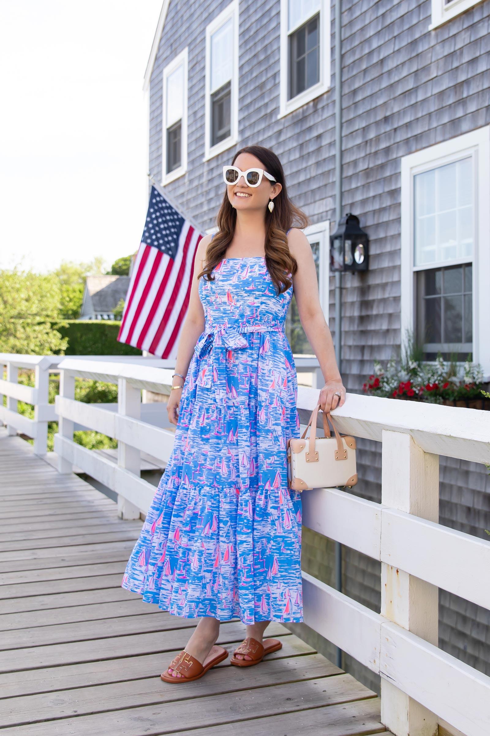 Lilly Pulitzer Analeese Midi Dress