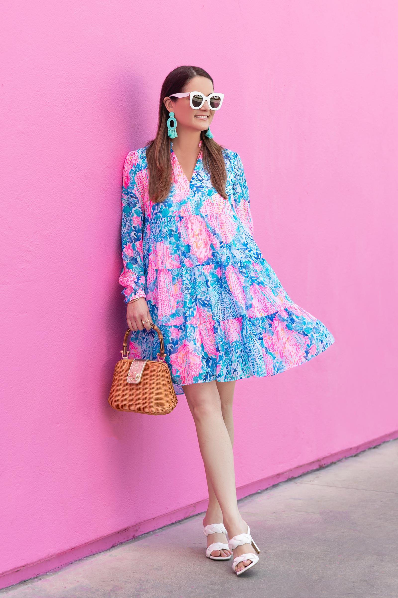 Lilly Pulitzer Sarita Swing Dress