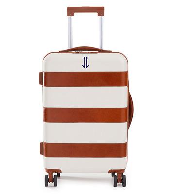 Mark and Graham Stripe Luggage