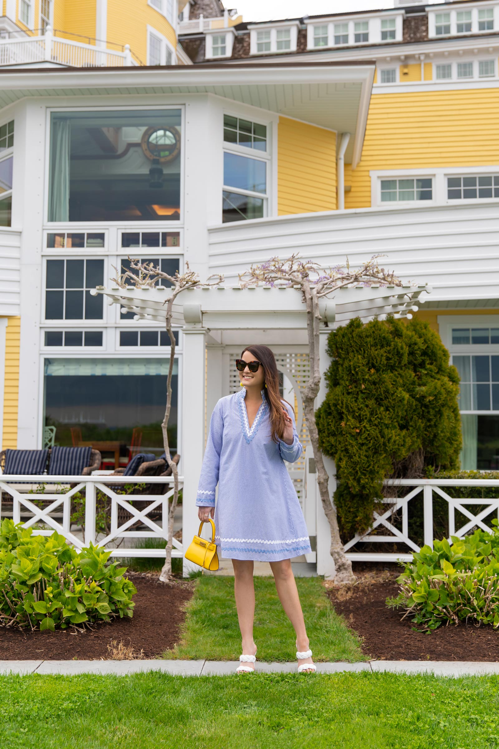 sail to sable a line tunic