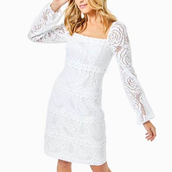 Lilly Pulitzer Zoella Lace Dress
