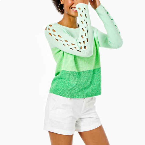 Lilly Pulitzer Cortina Sweater