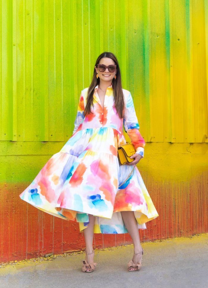 jennifer lake watercolor dress