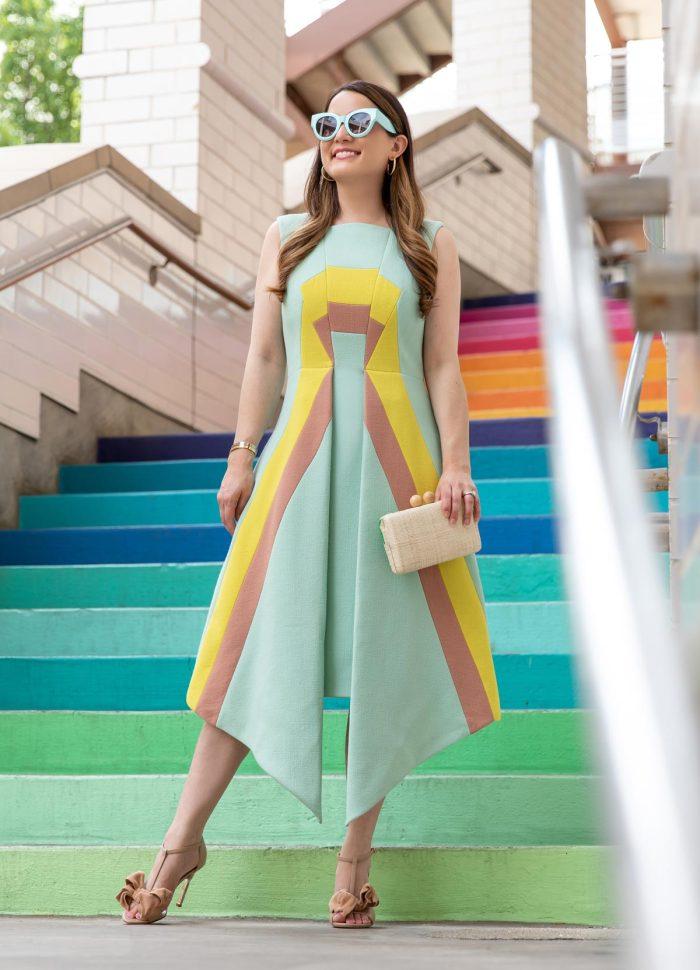 Jennifer Lake Delpozo Dress