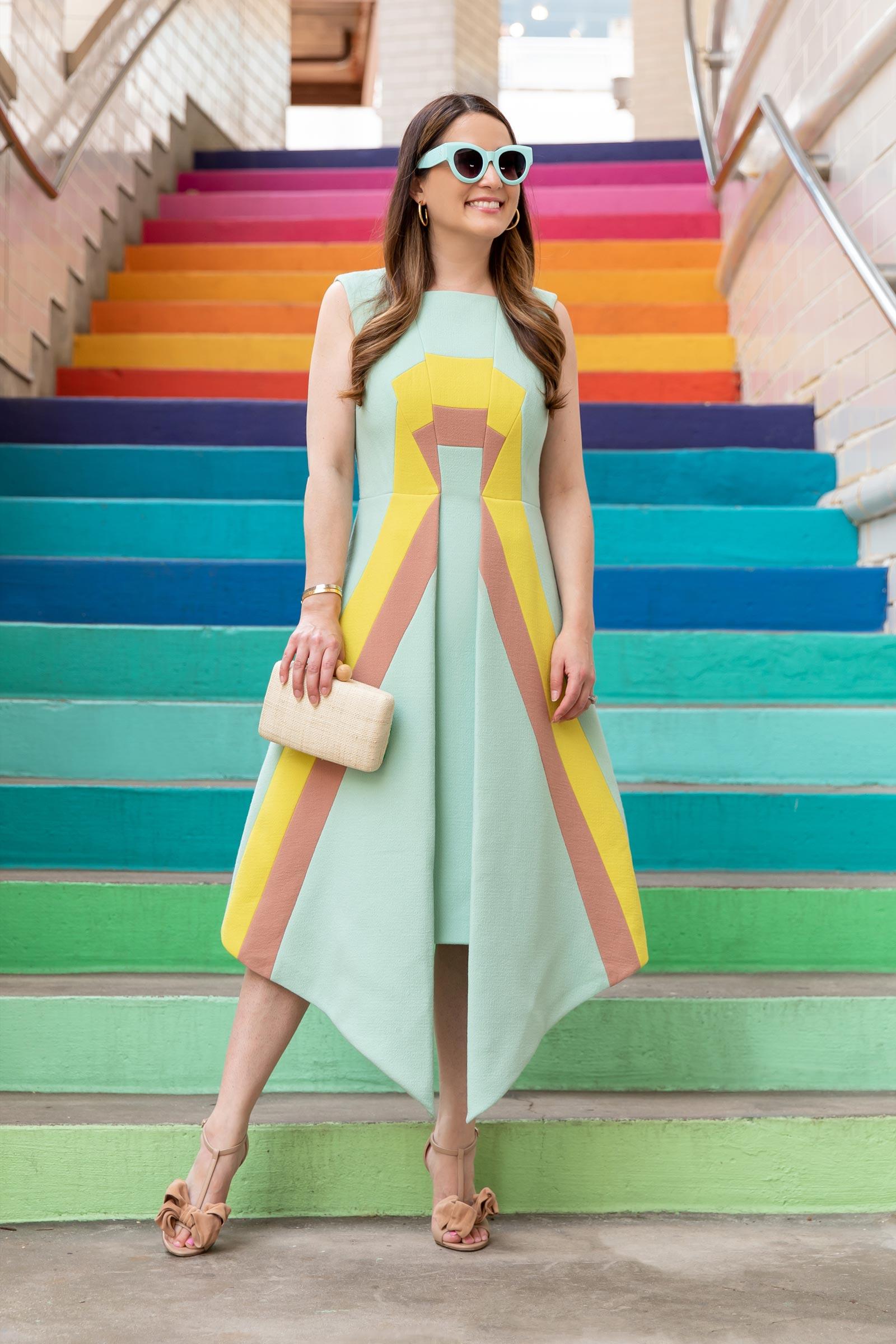 Jennifer Lake Delpozo Structural Dress