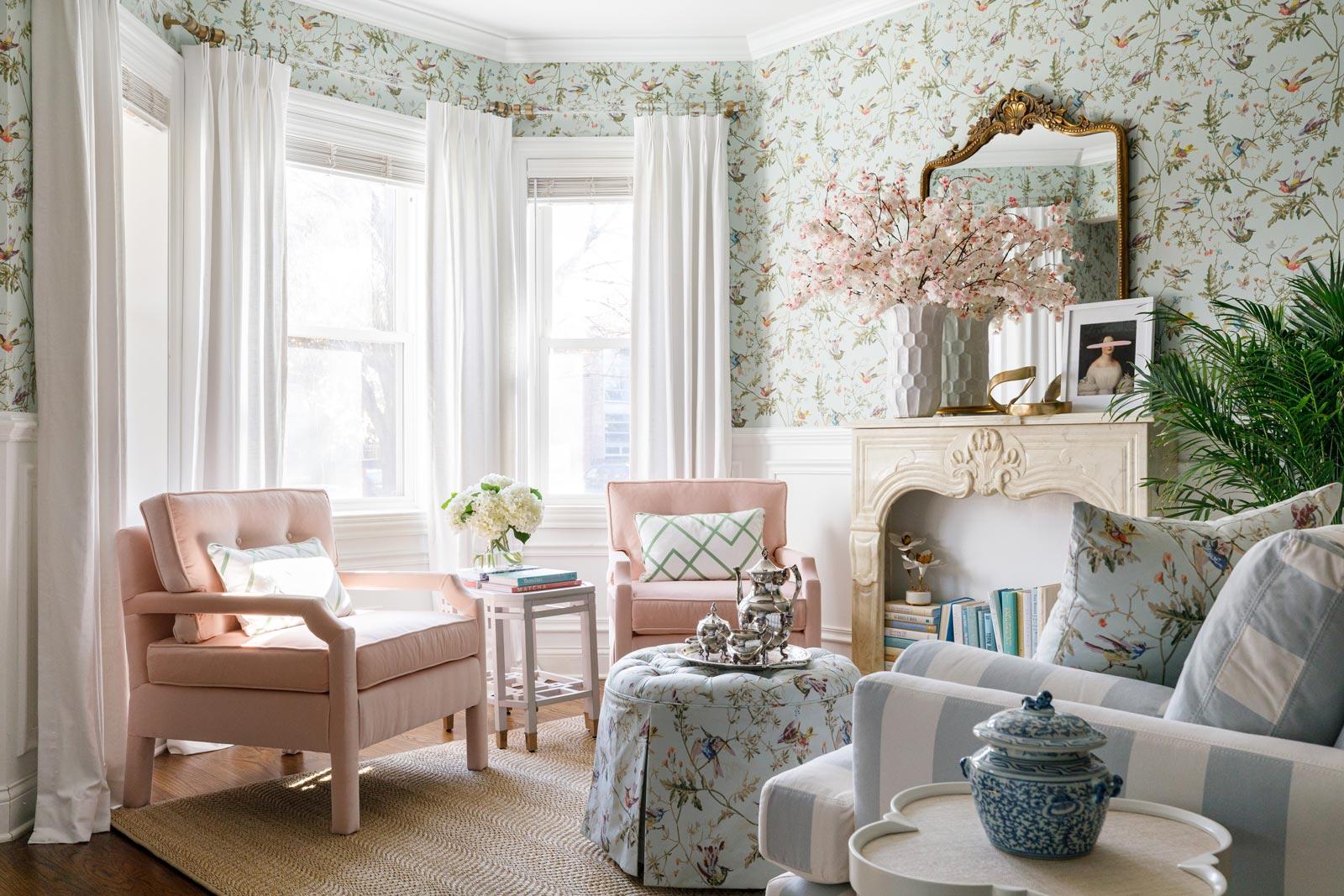 Jennifer Lake Living Room