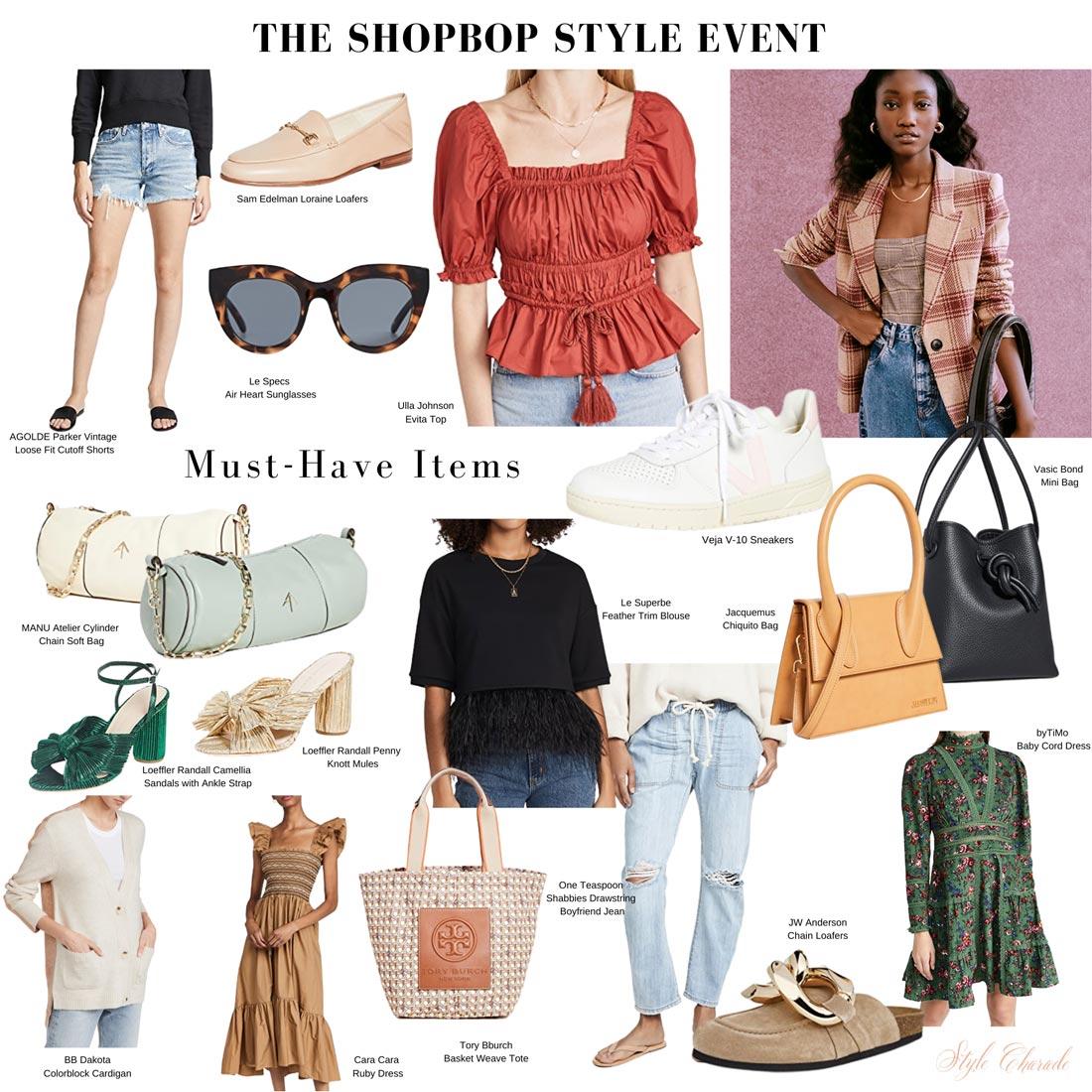 Shopbop Fall Sale 2021